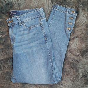 🆕️Talbots Simply Flattering 5 Pocket Jeans